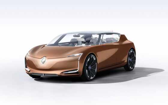 renault, concept, car, official, new, electric, kara, home, будущее, vehicle
