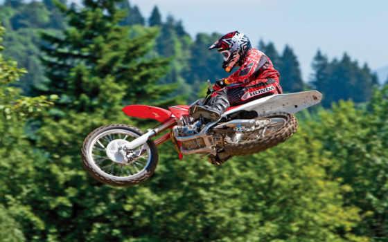 motocross, jump
