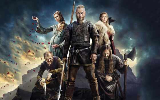 викинги, vikings, season