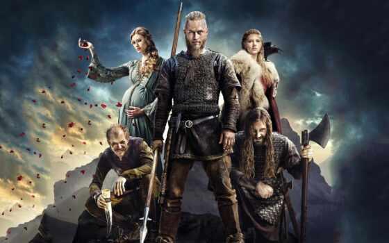 викинги, vikings, season