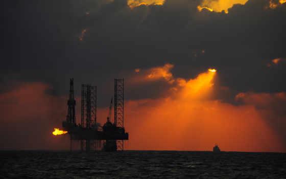 нефть, дальнобойщики, platform, ocean, resolution,