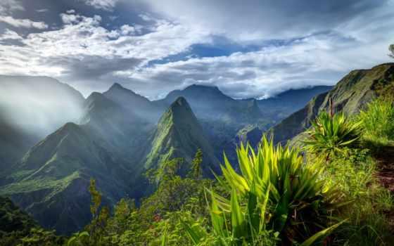 реюньон, остров, страны, маврикий, острова, индийском, океане, острове,