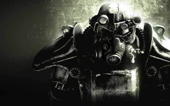 fallout, широкоформатные, high, cover, anime, resolution,