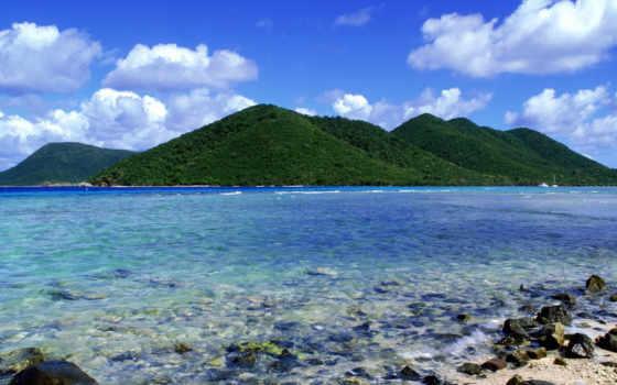 релаксация, психо, карибские, городские, планшетов, озеро, релаксации, эмоциональное, trees, пейзажи -,