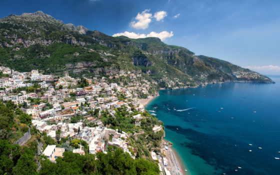 italy, позитано, italian, positano, море, amalfi, италии,