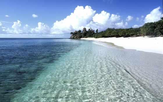 world, частное, остров, место, around, relaxing,