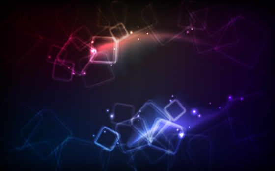,линии, абстракции,квадраты,свет,