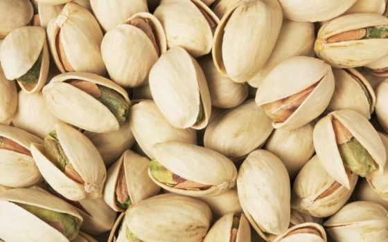 фисташки, орешки