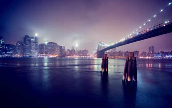 город, праздник, ночь