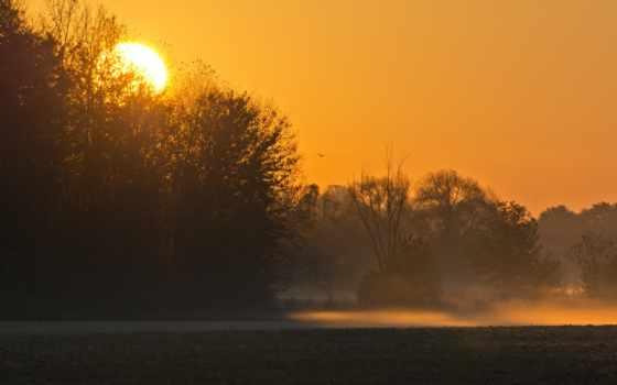 туман, sun