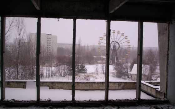 pripyat, города, winter, окно, carousel, заброшенные, игры, марафон, opening,