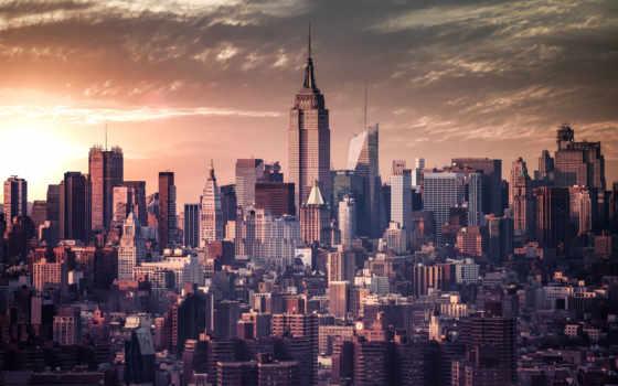 york, нью, new, город,