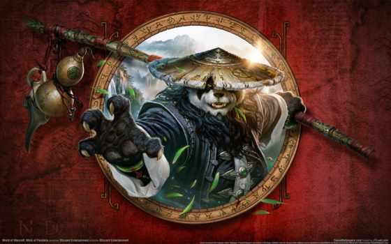 warcraft, world, pandaria, mists, игры, пандарии, туманы, wow, панда,