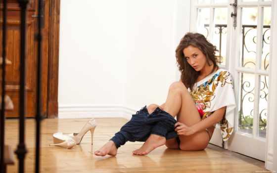 джинсы, malena, туфли