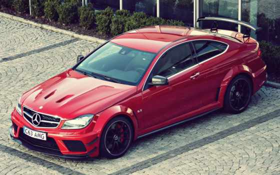 mercedes, coupe, amg