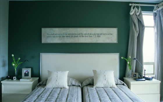 quarto, para, cores