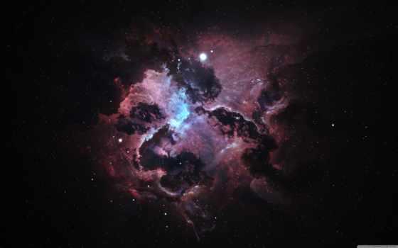 cosmos, nebula, туманности, космосе, ngc, разделе, картинка, звезды,