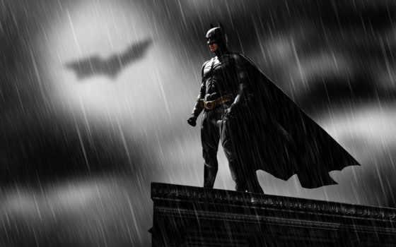 batman, movie, дождь, comics, герой, изображение,