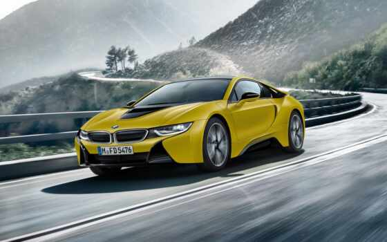 bmw, frozen, yellow, издание, protonic, автофория, black, die, autosalon, показать, февр,