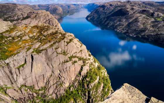 preikestolen, норвегия, landscape, lysefjord, photorator, взгляд, tags, rock, fjord,
