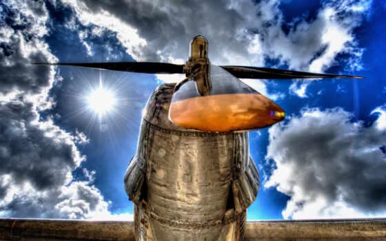 вертолет, rotor, полет, истребитель, hawk, preview