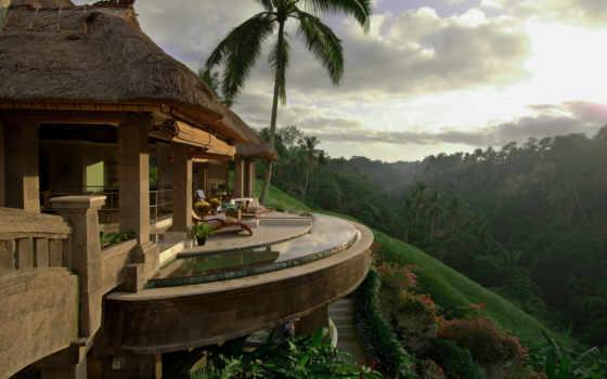 hotel, viceroy, bali, пятизвездочный, located, luxurious, exclusive, но, уютно, гор,