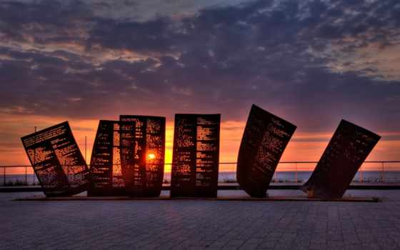 katwijk, zee, aan, памятник, sgp, картинка, skylane, год, количество, ontdek,