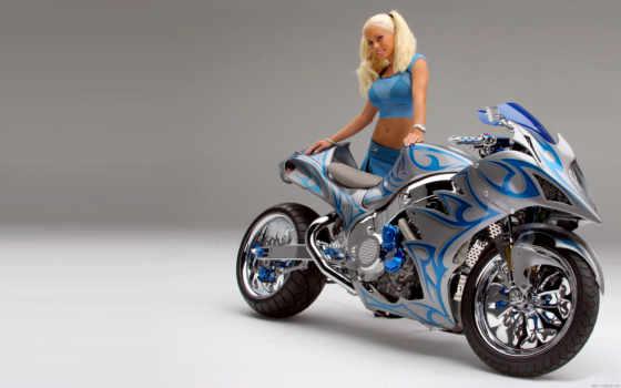 girls, moto Фон № 9806 разрешение 1680x1050
