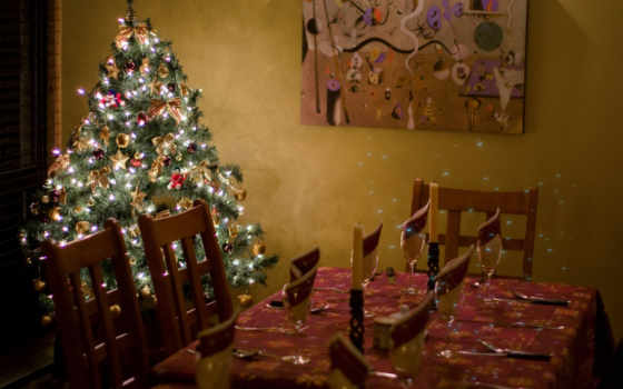christmas, фотомонтаж, новогодние, новый, сюжеты, tree, trees, widescreen, фотографии,
