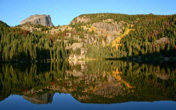 landscape, pack, природа