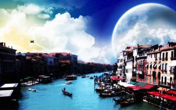 venezia, venice, креатив