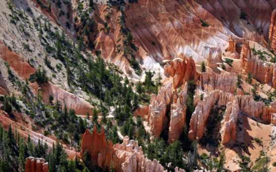 park, national, bryce, каньон, красивые, природа, utah, дек, страница, картинок,