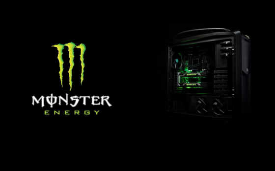 monster, energy, напиток