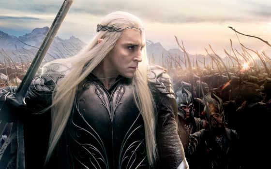 thranduil, hobbit, pace