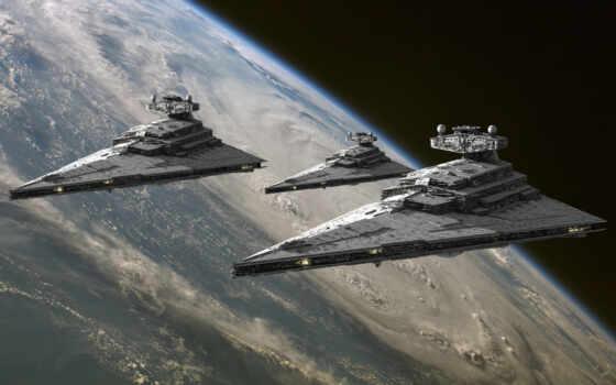 star, wars, войны, звездные, имперский, разрушитель,