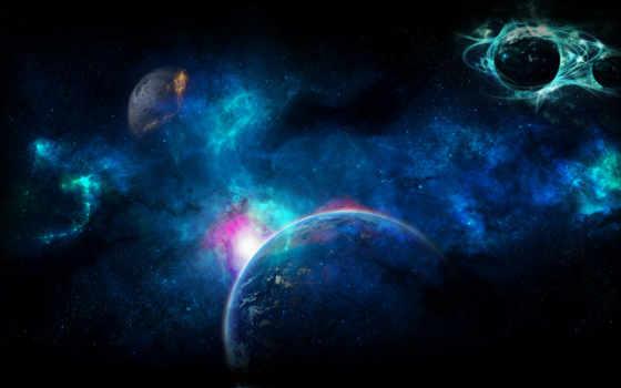 космос, звезды Фон № 24217 разрешение 1920x1080