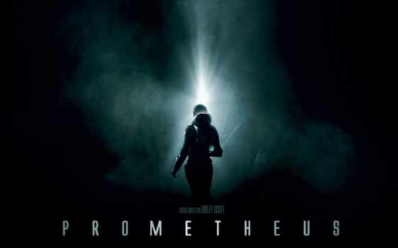 prometheus, movie, poster