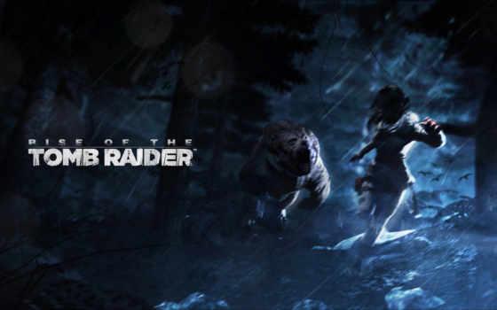 tomb, raider, взлёт