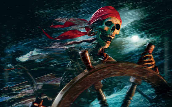 duvar, masaüstü, korsan, kağıtları, arka, plan, yüksek, top, пиратский,