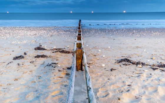wood, пляж, art, живопись, стена, забор, море, wooden, piece, pictures,