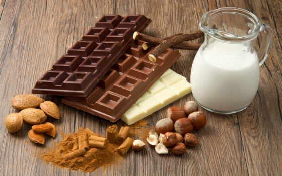 миндальный, chocolate, орехи, фундук, milk, сладкое, dark, sweets,