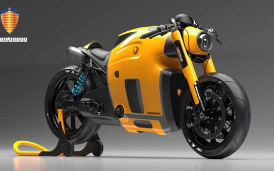 koenigsegg, concept, мотоцикла