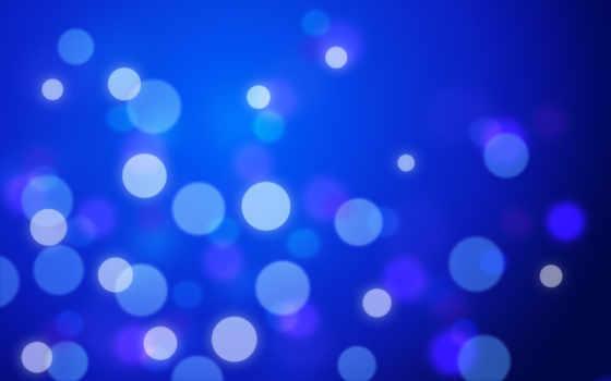 bokeh, blue, resolution