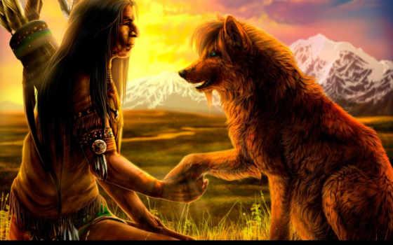 fantasy, волки, коллекция