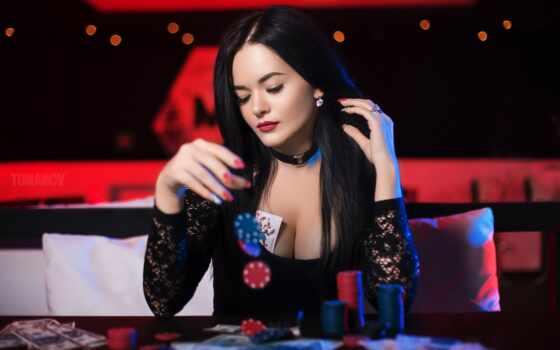 clubwear, женщина, red, play, money, card