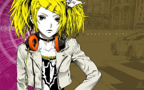 anime, арты, красивые