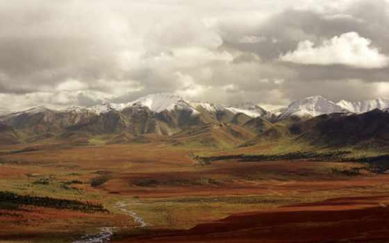 tundra, аляска, national, denali, park, осень, pinterest,