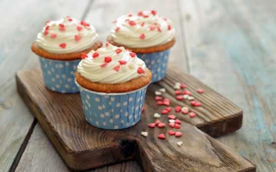 cupcake, desktop, выпечка, free, сладкое, photos,
