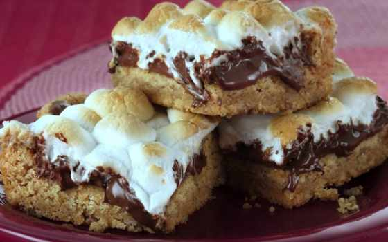 mores, bars, рецепт, more, pinterest, marshmallow, toasted, smores, bar, warm,