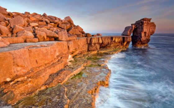 природа, море, rock, oliver, слушали, комментарии, скалы, pulpit, моря,